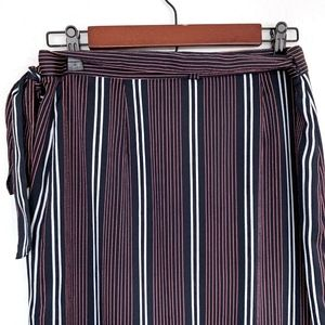 Banana Republic Skirts - Banana Republic Side Slit Wrap Maxi Skirt